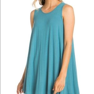 Tunic sleeveless